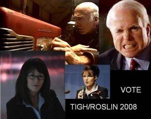 Tigh / Roslin 2008